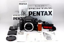 【RARE! ALL NEW】 Pentax 67II Medium Format SLR Film Camera  w/Grip from Japan#473