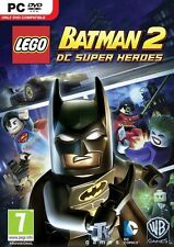 LEGO Batman 2 DC Super Heroes for PC-DVD NEW