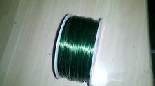 MAGNET WIRE 20 AWG 200ft GREEN
