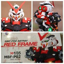 Gudnam Astray Red Frame 1/35 Head Bust Plastic Model Kit by Motor King New