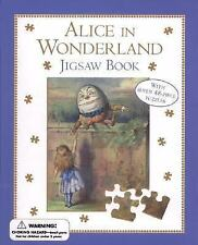 Alice in Wonderland Jigsaw Book (Phyllis Fogelman Books)