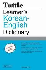 Tuttle Learner's Korean-English Dictionary, Park, Kyubyong, Acceptable Book