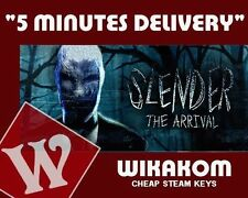 Slender: The Arrival PC y Mac * Vapor CD-Key * * entrega rápida! *