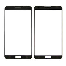 Outer Screen Glass Lens Replacement For Samsung Galaxy Note 3 N900 N9005 Black