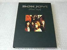 "BON JOVI ""These Days"" Japan edition Book & 2cds"