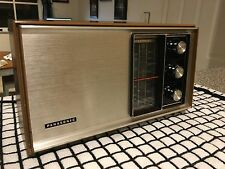 Vintage 1972 Panasonic National  RE-6451 Table Top Radio FM/FM AFC/ AM ALL Work