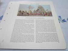 Köln Archiv 2 Geschichte 2072 Historischer festzug 1880 Vollendung Domchor