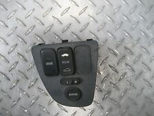 02 ACURA RSX MIRROR CRUISE CONTROL ROOF FOG LIGHT SWITCH