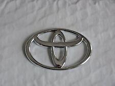New for Toyota™ Chrome Steering Wheel Center Badge Logo  Free Shipping