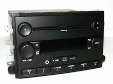 2006-2013 Ford Car Truck Radio - AM FM CD mp3 w Aux Input 7E5T-18C869-AE