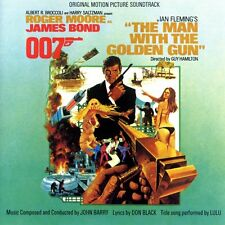 THE MAN WITH THE GOLDEN GUN - ORIGINAL SCORE - DELETED - JOHN BARRY