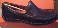 Boxed��Clarks��Size 6.5 Unstructured Un Wind Black Leather Shoes (40 EU)New Mens
