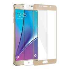 For Samsung Galaxy Note 5 Full Protect 9H Tempered Glass Screen Cover 4 Colors