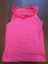 Girls Pink Sleeveless Pink T-shirt From Mothercare Age 2-3 Years
