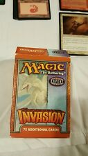 Magic the Gathering Invasion Expert Level Tournament Pack 75 Cards MTG