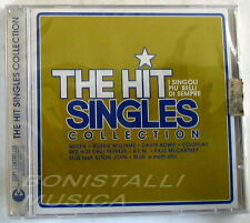 VARIOUS - THE HIT SINGLES COLLECTION - CD Sigillato Coldplay Bowie G.Michael