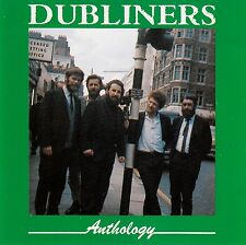 THE DUBLINERS : THE DUBLINERS ANTHOLOGY / CD