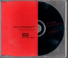 CD JOE COCKER ACROSS FROM MIDNIGHT 1997 EMI ADVANCELISTENING CD