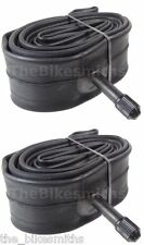 "2PAK Kenda 26 x 1.90- 2.125"" 1.95/ 2.10 SchraderValve MT Bike Bicycle Inner Tube"