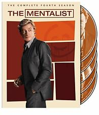 The Mentalist: Season 4 NEW!