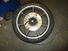 Kawasaki KZ1100 KZ 1100 Front Rim MAG ALLOY WHEEL BRAKE ROTORS SPEEDO DRIVE 81