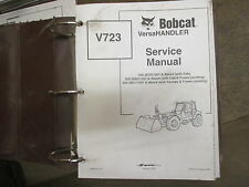 Bobcat V723 V 723 Versal Handler repair & service manual