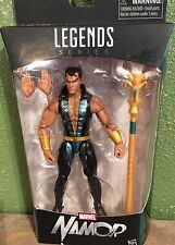 "Marvel Legends Series Namor Exclusive Action Figure 6"" Inches Hasbro NEW"