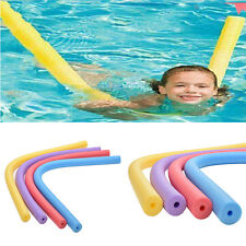 SWIMMING POOL NOODLE FLOAT AID WOGGLE LOGS NOODLES WATER FLEXIBLE WET SWIM