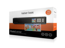 PHOTO & DOCUMENT SCANNER UP TO A4 SIZE JPEG / DIRECT AS PDF RRP $199