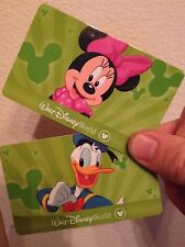 2 (TWO) ADULT WALT DISNEY WORLD 6-DAY PARK BASE TICKETS-CHILD TICKETS AVAILABLE!
