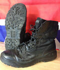 Genuine British Army MAGNUM Black Assault / Combat Boots Grade 1, Various Sizes