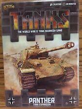 TANKS: German Panther & Jagpanther Tank Expansion