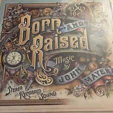 John Mayer - Born And Raised -  2 X VINYL LP - BRAND NEW  AND SEALED
