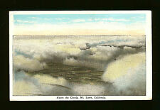 Above the Clouds - Mt. Lowe - California - Postmarked in Sioux Falls, SD - 1928?