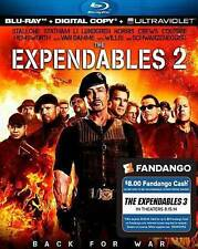 The Expendables 2 (Blu-ray Disc, Expendibles 3 Includes Digital Copy