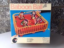 Vintage 1981# Hasbro Board Game Hockey Game Console BABOON BALL  Monkey Nib