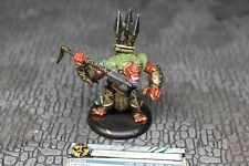 Troll Impaler for Trollblood Hordes USED Privateer Press metal Warmachine