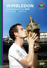 ❏ Wimbledon Official 2013 Men's Final Andy Murray Vs Djokovic ❏ Tennis Champion