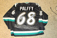 Ziggy Palffy Islanders bauer Fisherman IHL Denver Grizzlies Jersey XL 50th ann