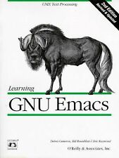 Learning GNU Emacs, 2nd Edition-ExLibrary