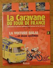 Fascicule La caravane du Tour de France, Editions Atlas, n°3, le Peugeot J7
