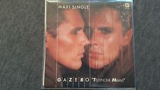 Gazebo - Telephone mama 12'' Italo Disco Vinyl SPAIN