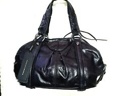 NEW FABULOUS DESIGNER FRANCESCO BIASIA ITALIAN LEATHER NIKKI HOBO TOTE/GRAB BAG.