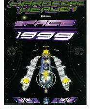 HARDCORE HEAVEN - SPACE 1999 (TECHNO CD COLLECTION) (NORTH, STEAM, TECHNODROME)