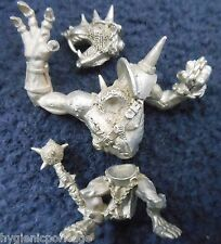1994 Skaven Bloodbowl 3rd Edition Star Player Head Splitter Citadel Rat Ogre GW
