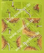 Carcassonne Espansione metà WILD + SCATOLA GIOCO 5/14