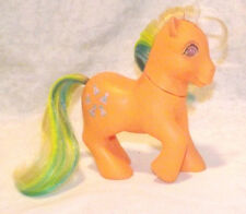 My Little Pony G1 Twinkle Eye Party Time Yellow & Green - 1985