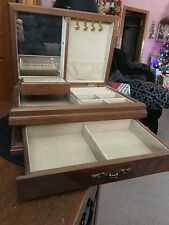 WOODEN JEWELRY BOX FROM CENTURION