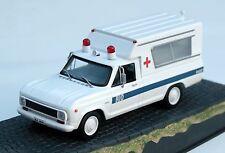Chevrolet C-10 Bj. 1974 Ambulance / Krankenwagen Rio de Janeiro, M. 1:43, weiß