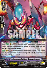 Cardfight Vanguard Nova Grappler Extreme Battler, Sever-temper PR/0339EN L@@K!